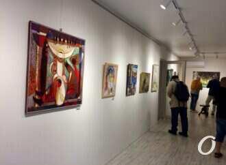Что нарисовали одесские художники за время карантина? (фоторепортаж)