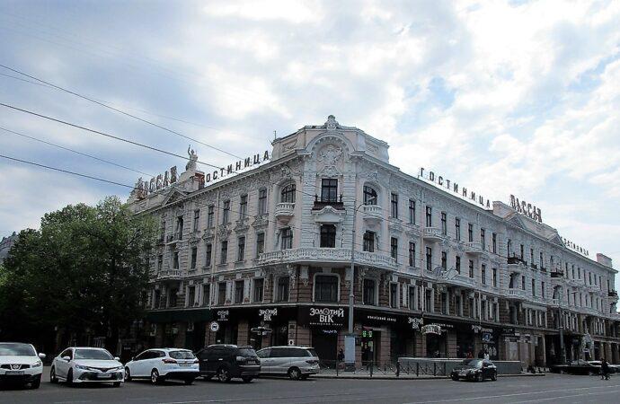 Одесский Пассаж: богатейшая история и множество легенд