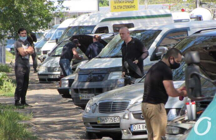 В Одессе откроют первую в городе муниципальную автостоянку