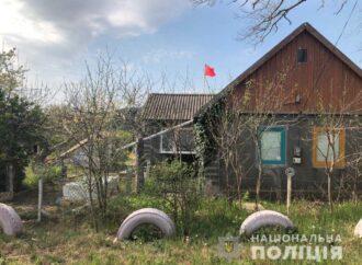 Відзначав Міжнародний день праці: на Одещині чоловік вивісив комуністичний прапор над будинком