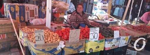Продуктовая корзина: где в Одессе купить дешевле клубнику и кабачок?