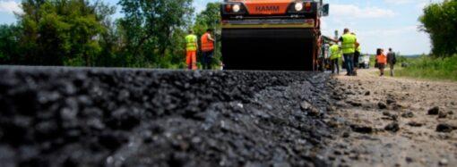 На Одещині ремонтні роботи на дорогах у напрямку курортів невдовзі завершаться (відео)