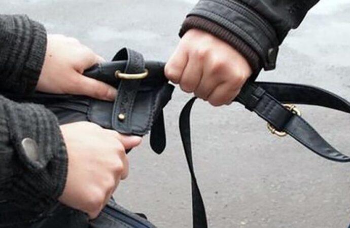 Полицейские поймали грабителя с Фонтанской дороги, но украденное пока не нашли