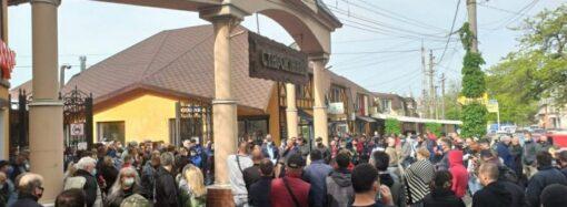 Почему на Староконном рынке митингуют предприниматели?
