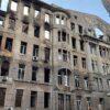 На месте сгоревшего колледжа на Троицкой в Одессе появятся три архива