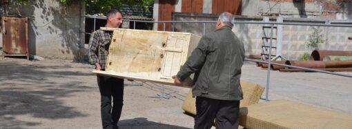 В Одессе открыли еще одну площадку для сбора крупногабаритного мусора (видео)