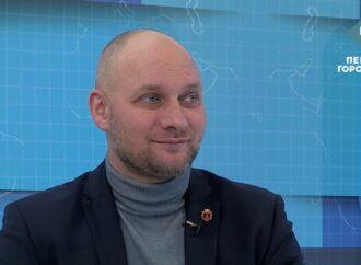 Начальника департаменту міського господарства Дмитра Жемана призначили заступником мера
