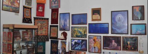 Философия востока: музей Рериха в Одессе ждет посетителей