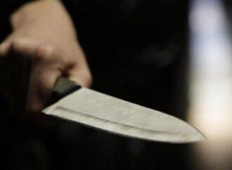 В Одессе задержали мужчину, который устроил поножовщину на Деволановском спуске