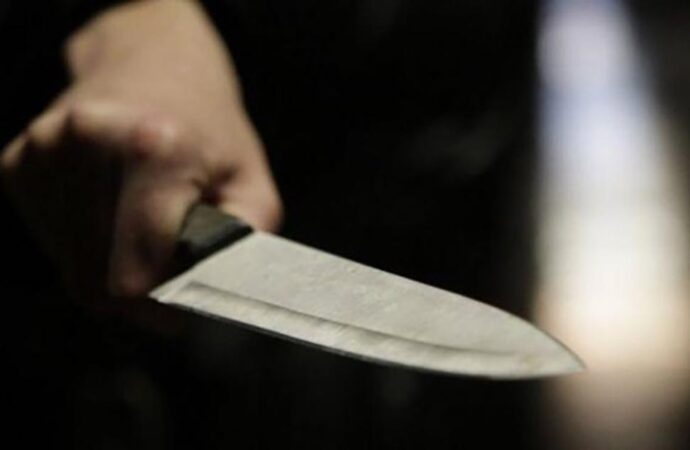 Зарезал за долги: на «7-м километре» иностранец убил своего соотечественника (видео)