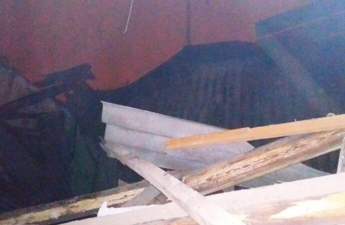 В историческом центре Одессы частично обвалился жилой дом (фото)