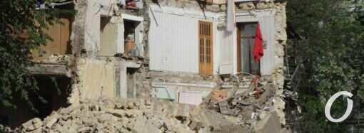 Что произошло в Одессе 18 мая: очередной обвал и ремонт дорог