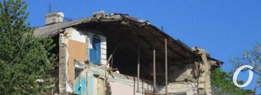 Адрес бедствия — Торговая, 20: часть дома обрушена, квартал оцеплен (фоторепортаж)