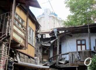 Хроника одесского домопада: какие здания обвалились в городе за последние 2 месяца?