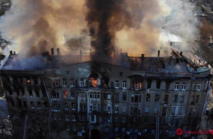 Пожар в колледже на Троицкой: активисты проведут 28 мая акцию в поддержку Андрея Хаецкого