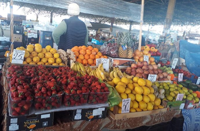Что почем: за сколько сейчас можно купить чеснок, имбирь и лимончик?