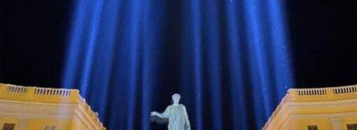 Одесситы осветили небо во время акции СтопКультурныйКарантин (фото)