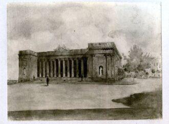 Подарок влюбленным в Одессу: раритетные иллюстрации старого города от известного зодчего