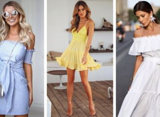 Тренды и фавориты сезона 2020 для девушек: летние платья
