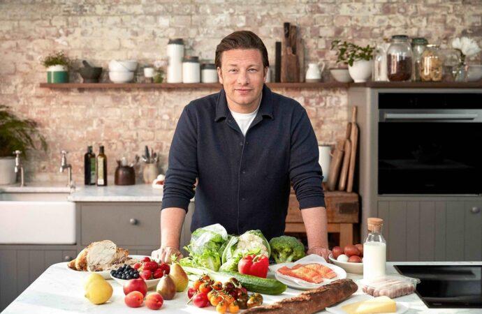 Лайфстайл, советы, рецепты: секреты домашней кухни от Джейми Оливера