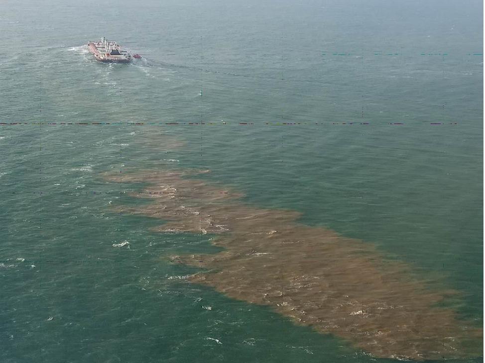 выбросы с судна