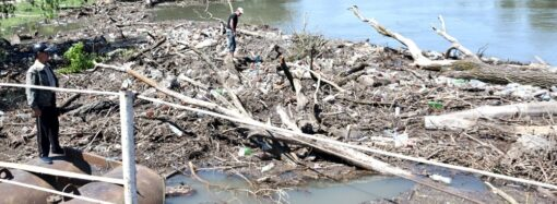 На Одещині рятувальники обстежили території можливого затоплення (фото)