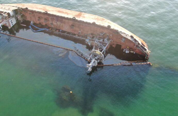 Что произошло в Одессе 22 июня: утечка с танкера Delfi и наши аварийные дома