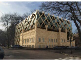 В Одесі історичний маєток хотіли перетворити у готель з модерністичною надбудовою