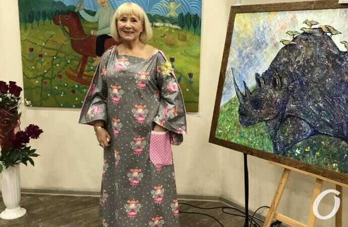 Со вкусом карамели: одесская художница показала свой идеальный мир (фото)