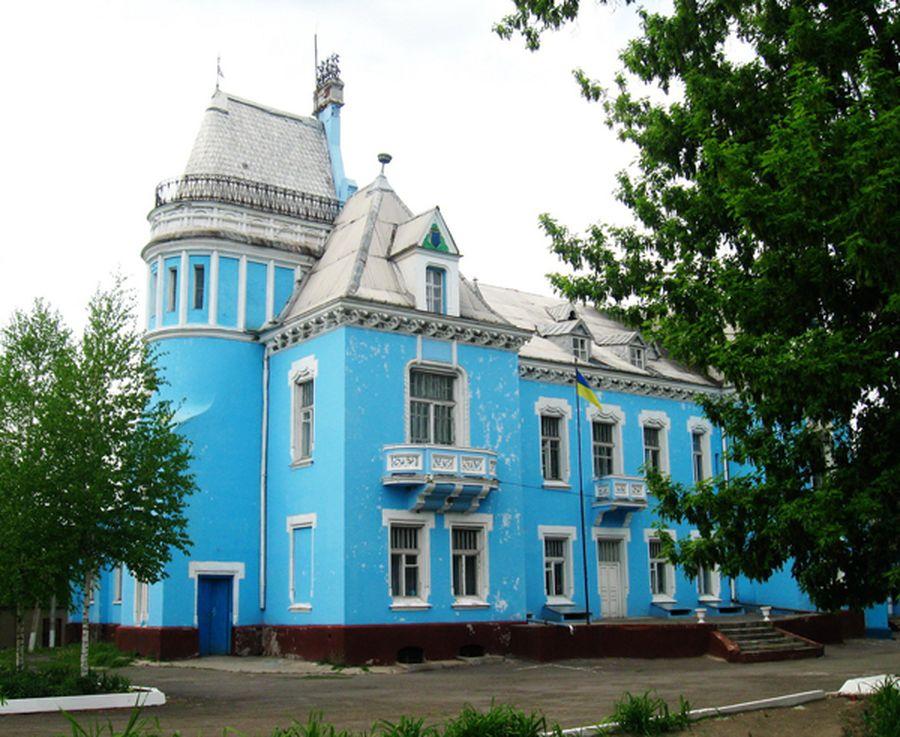 дворец курисов