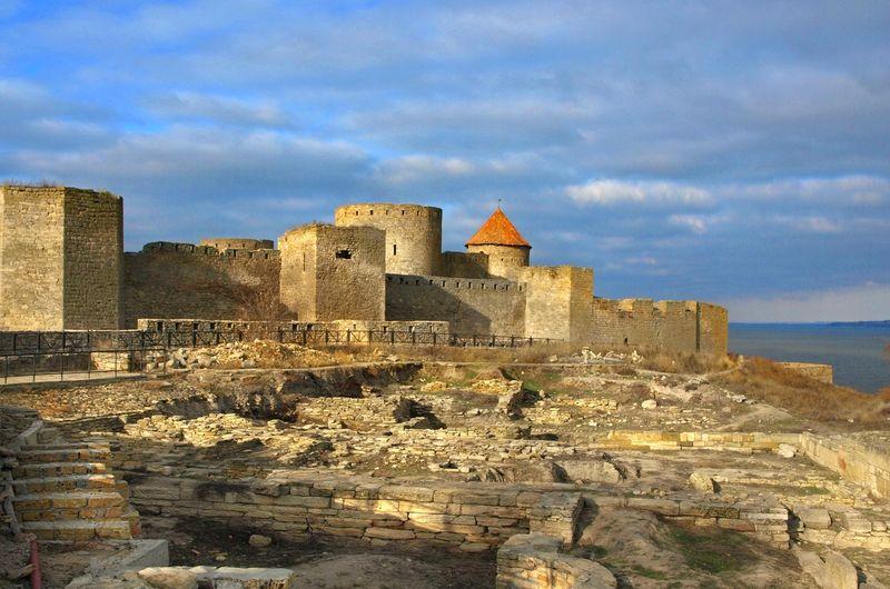 крепость белгоро-днестровский