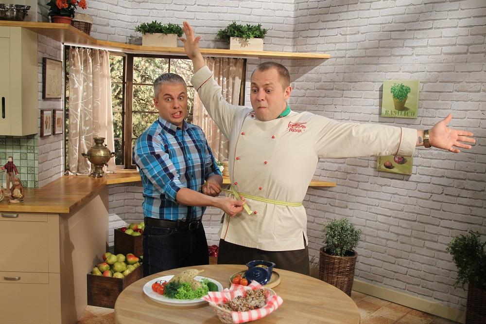 Готовим вместе - Похудение Дромова в 2016 году