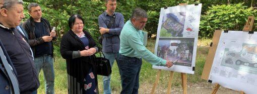 Фонтан, беседки и спортплощадка: как изменится Армейский сквер в Одессе?