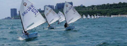 Як в Одесі влаштували змагання з вітрильного спорту? (фото)