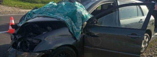 Трагедия на трассе под Одессой: по дороге в Южный погиб мотоциклист