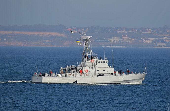 Як патрульний катер «Старобільськ» у Чорному морі проходив випробування?