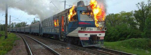 Что произошло в Одессе 1 июня: пожар в приюте для животных и на железной дороге