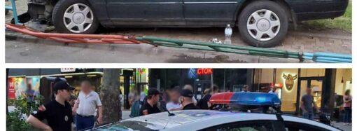 Стало погано за кермом: в Одесі під час ДТП постраждало двоє людей