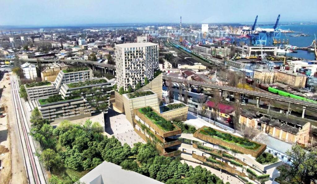Строительство в Одессе
