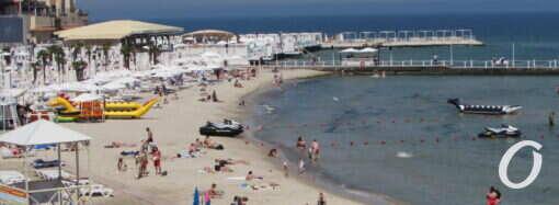 У Мінздоров'я рекомендують закрити низку пляжів в Одесі