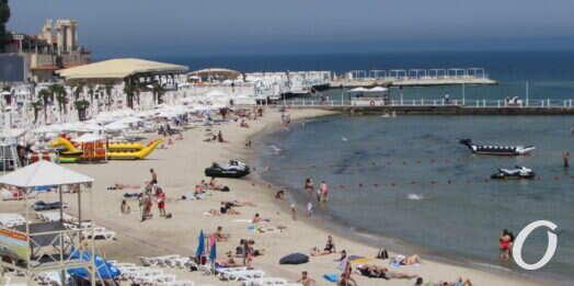 В Одесі морська вода на чотирьох пляжах не відповідає гігієнічним нормам