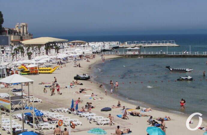 Температура морской воды в Одессе 14 августа: идти ли на пляж в пятницу?