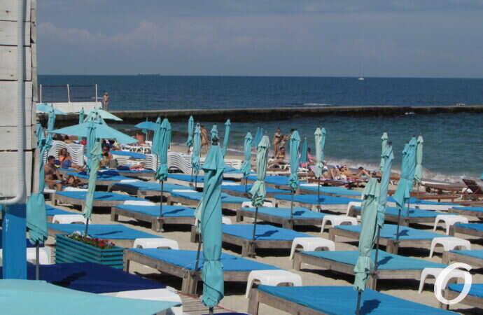 Идти ли на пляж: температура морской воды в Одессе 19 июня
