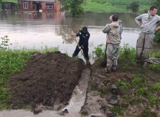 Угроза миновала: спасатели расформируют отряд по борьбе с наводнением