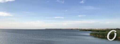 Уровень воды в самом большом озере Украины близок к критическому