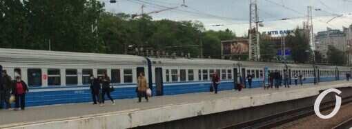 """Впродовж декількох днів електропоїзд """"Одеса-Балта"""" курсуватиме за скороченим маршрутом"""
