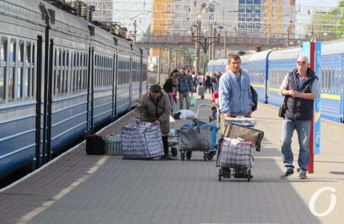 Белгород-Днестровский, Колосовка, Раздельная: расписание движения электричек в летний период