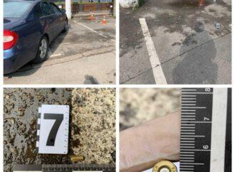 В Одесі на Французькому бульварі невідомі влаштували стрілянину