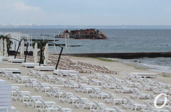 Шезлонги на социальной дистанции: глава Минздрава рассказал о правилах посещения пляжей