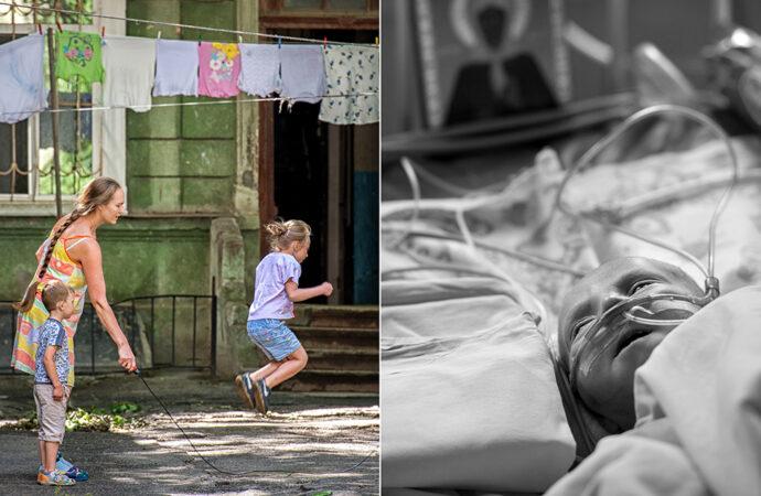 Одесские фотохудожники открывают выставку и призывают задуматься о детстве (фото)